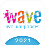 Live Wallpapers 4k & HD Backgrounds by WAVE (MOD Premium Cracked) 4.9.8