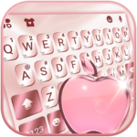 Rose Gold Keyboard for Phone8 (MOD Premium Cracked) 3.2