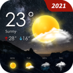 Weather Forecast – Weather Live, Accurate Weather (MOD Premium Cracked) 1.2.31