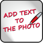 Add text to the photo (MOD Premium Cracked) 1.6.7
