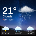 Daily Weather (MOD Premium Cracked) 1.5.5