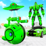 Flying Helicopter Car Ball Transform Robot Games (MOD Premium Cracked) 19