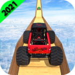 Monster Truck Stunts on Impossible Track New 2021 (MOD Premium Cracked) 3.6
